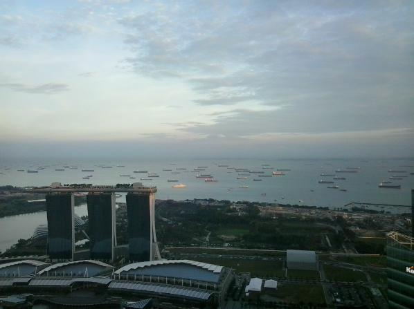 1 altitude singapore ketinggian 282m 1