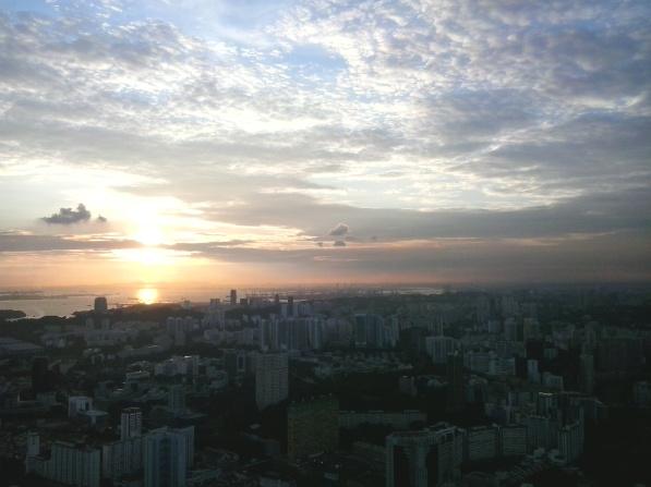 1 altitude singapore ketinggian 282m 5