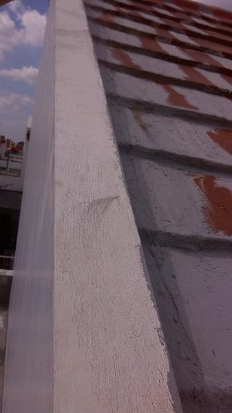 mengatasi bocor pada ban banan atap genteng 1