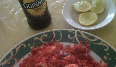 nasi goreng merah makassar sari 21