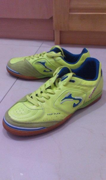 pretty nice 13a50 663d0 review sepatu futsal joma topflex