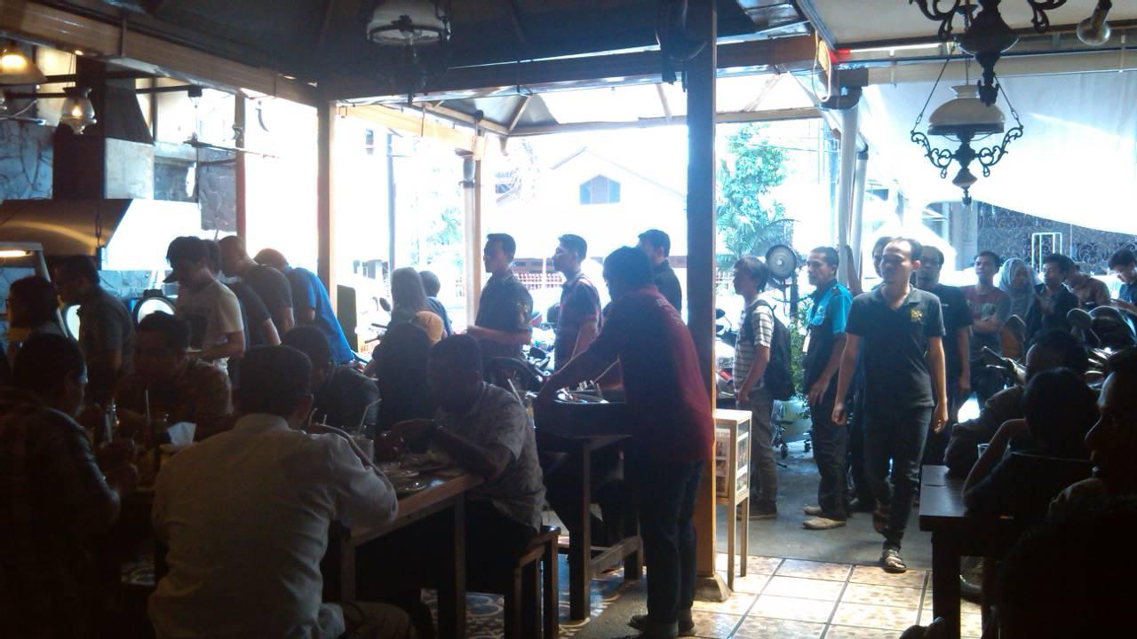 restoran dengan antrian paling panjang di dunia