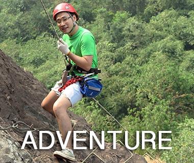 aaron guing adventure